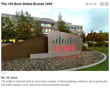 14ª Best Global Brand